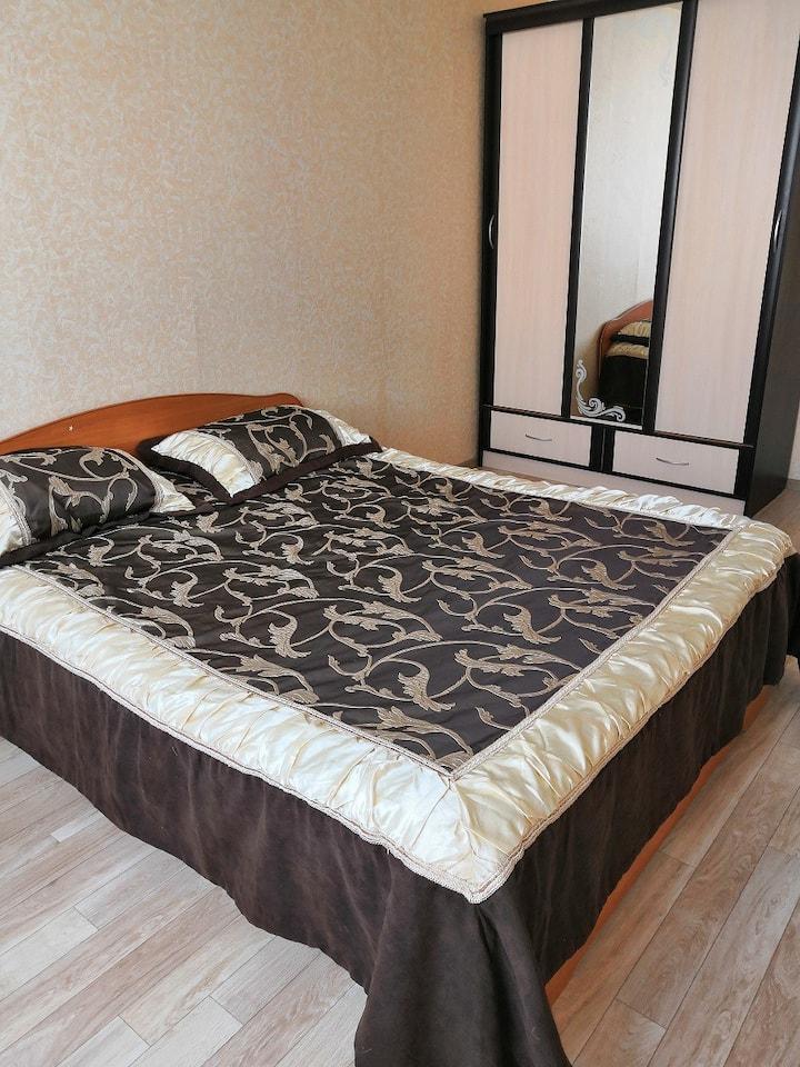 Уютная квартира ждет Вас