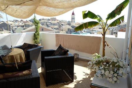 Beautiful Apartment in Corfu town