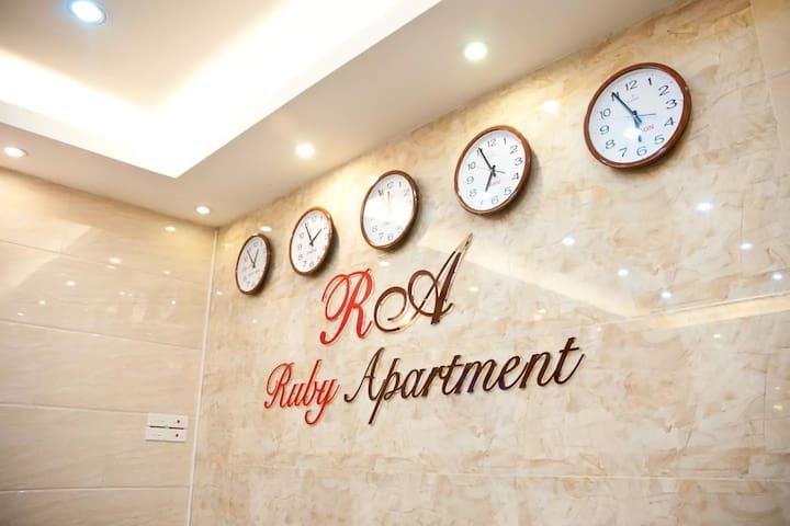 Hanoian Penthouse Ruby Apartments - Phạm Đình Hồ - Apartamento
