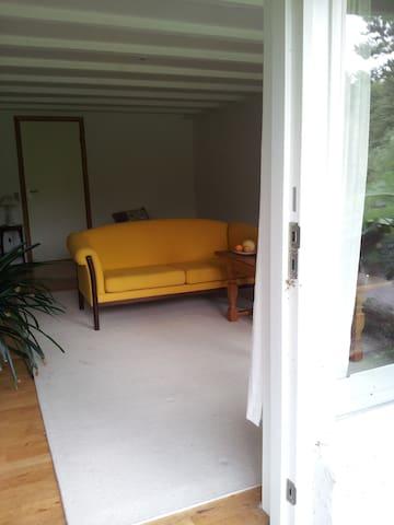 Smuk natur, hyggeligt, komfortabelt - Herlev - Appartement