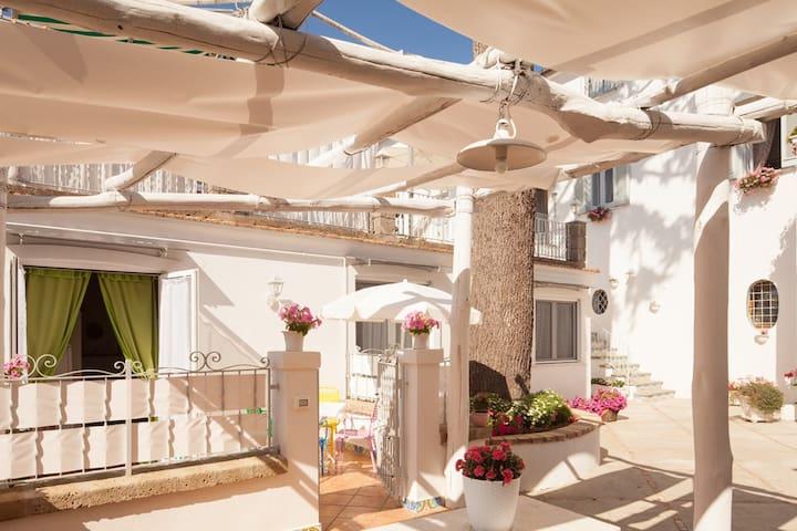 CasaSulCortile_S.Agata Amalfi Coast - Massa Lubrense - Lägenhet
