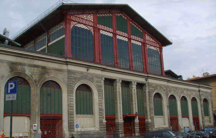 Il quartiere San Lorenzo - Mercato Centrale