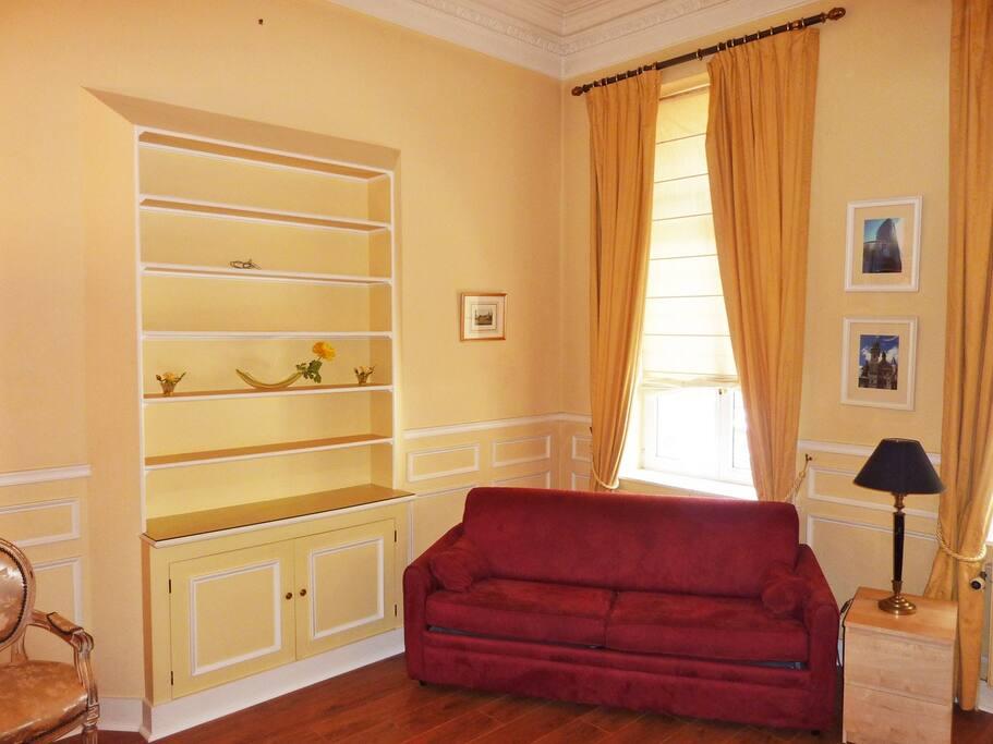Living/sititng room