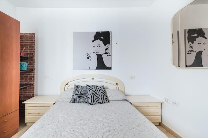 Apartamento entrada privada directo calle
