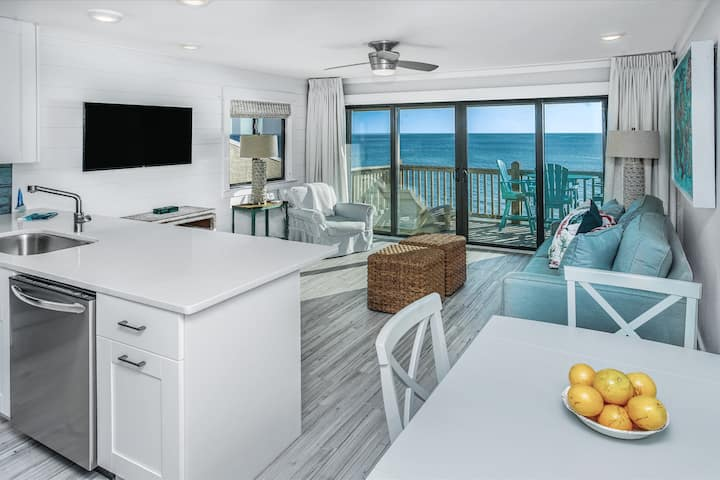 Serenity at Seamist#9 - Beachfront - Gulf Views! - Seamist 9 -- Serenity at Seamist