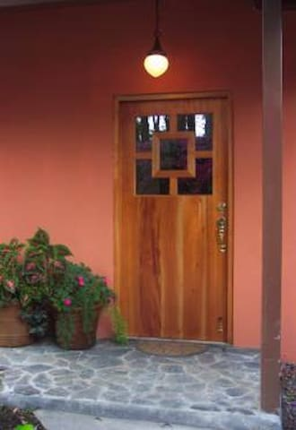 Fine Casita Living Overlook Volcano - Boquete - Apartament