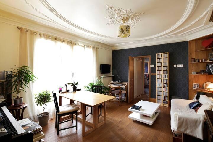 Bel appartement proche de Paris - Nogent-sur-Marne