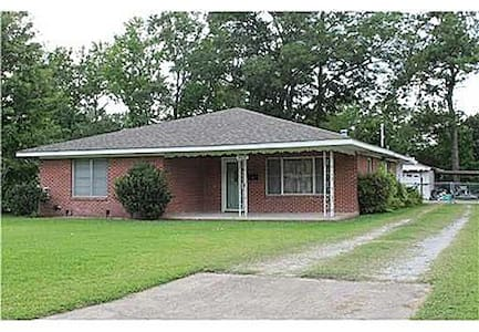 One bedroom with private bath available in a house - Lake Charles