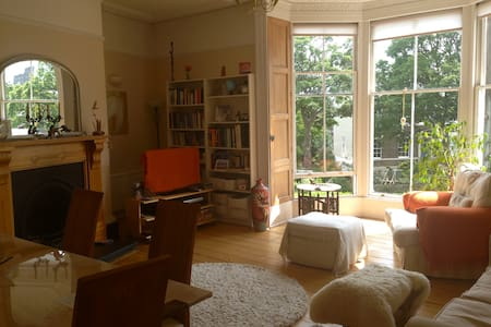 Gorgeous Georgian double room - Tynemouth