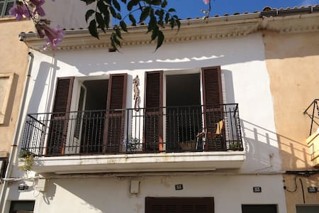 Light and airy character apartment sleeps 2 - Porto Cristo - Apartemen