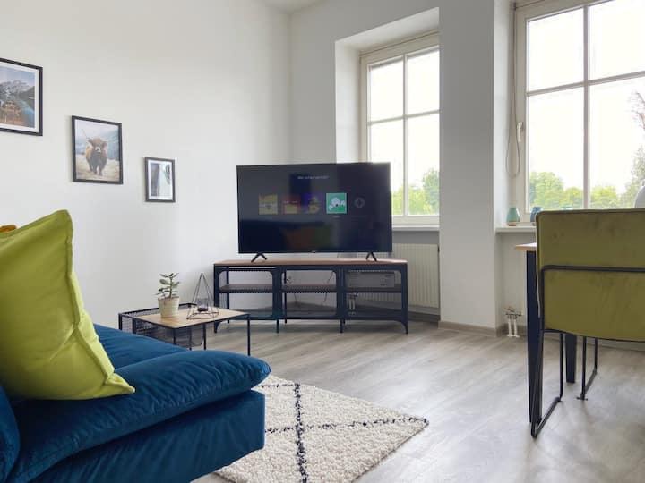 Stadtapartment mit Seesicht in Bregenz + SmartTV