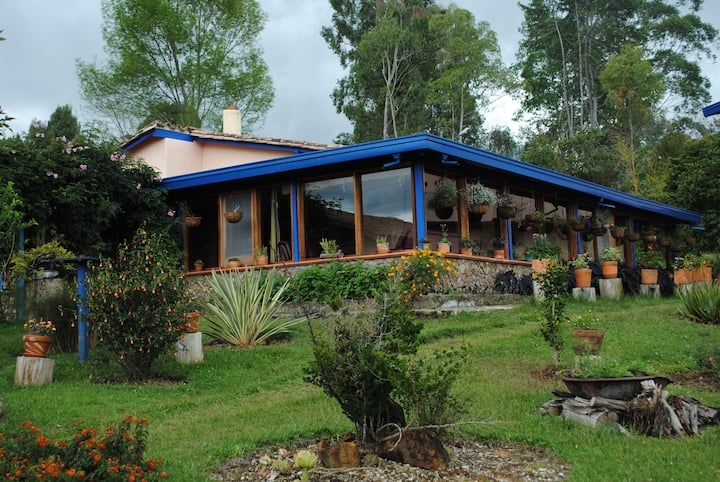 Country Home in Colombia