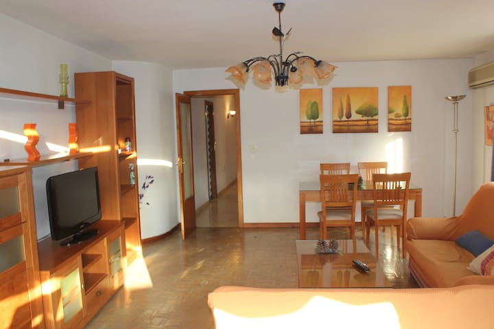 AMAZING! 160M2 IN THE CITY CENTER - Granada - Apartment