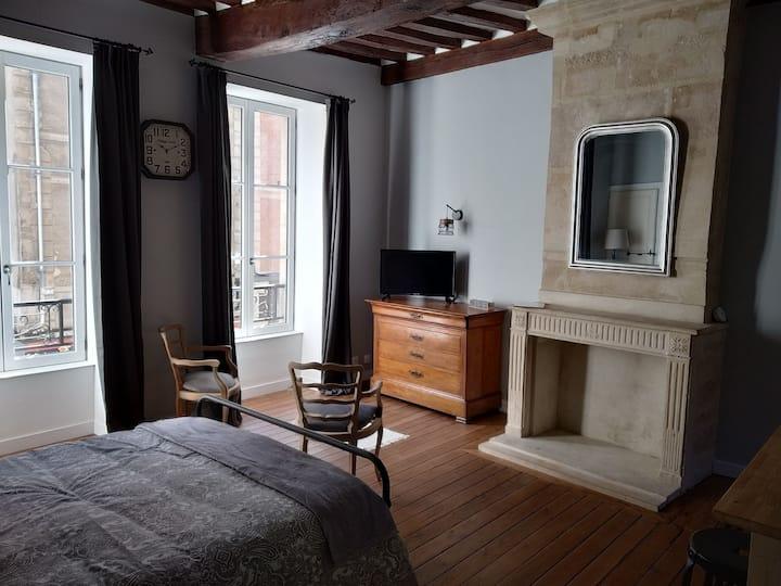 Authentique studio au cœur de Bayeux