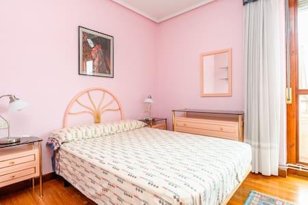 Room in Bilbao+WIFI+Parking - Bilbao
