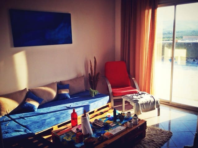 andreababou house - Ras Jebel - Apartment