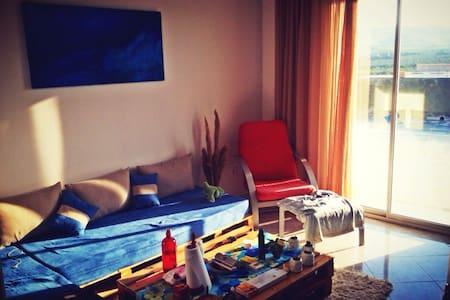 andreababou house - Ras Jebel - Flat