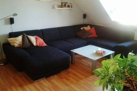 Private & Cozy Room  - Karlsruhe - Wohnung