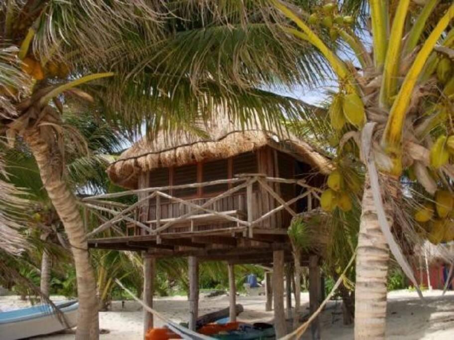 Sian Ka'an Treetop Cabana