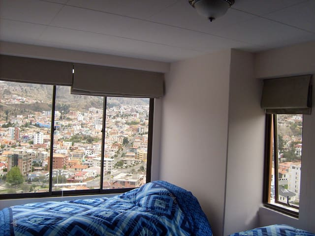 A Place in the Sky, Beatifull Appartment like Home - La Paz - Apartment