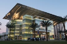 The world renowned Dr. Phillips Center for the Performing Arts is less than 2 miles away.