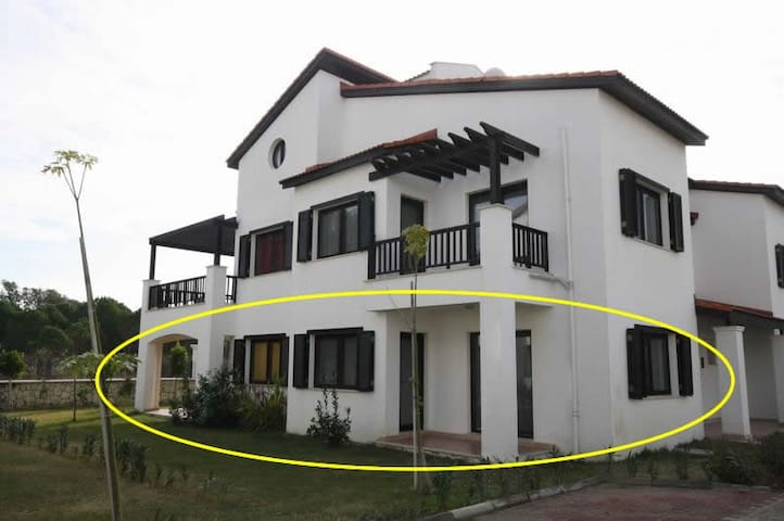 Rent an apartment/villa in hotel! - Kadriye - Pis