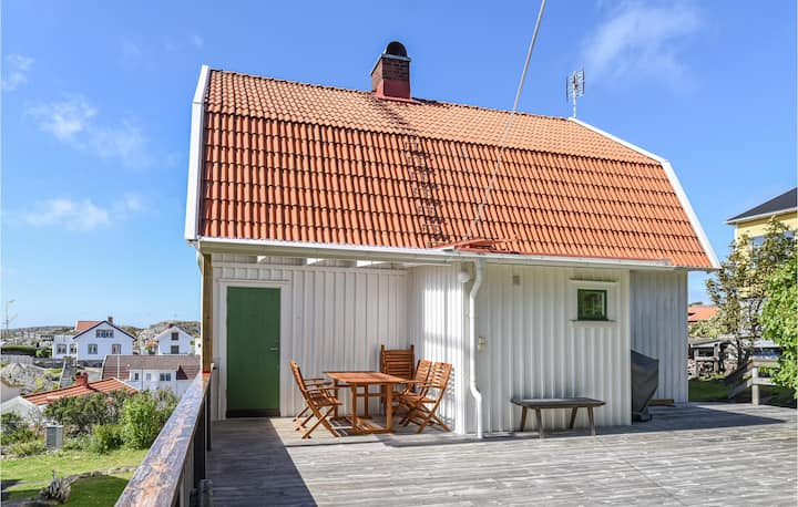 Amazing home in Kyrkesund with 3 Bedrooms