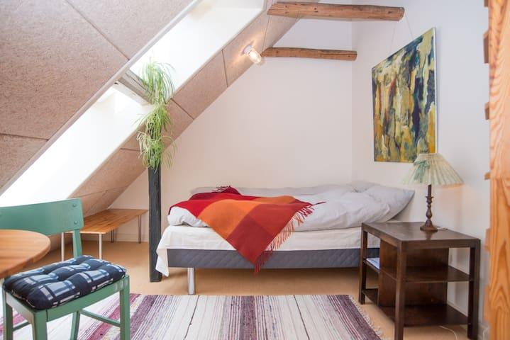 Blackcurrant Room, Alstrup/Farsoe - Farsø - Hus