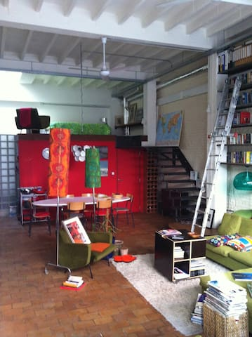 From Brussels with loft... - Brussels - Rumah