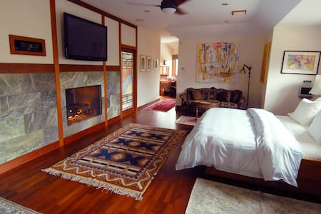 Art House B&B - Master Spa Suite - East Hampton