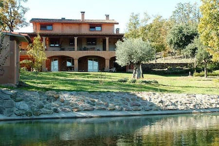 Country Villa in  North Caceres - Hoyos - Apartamento