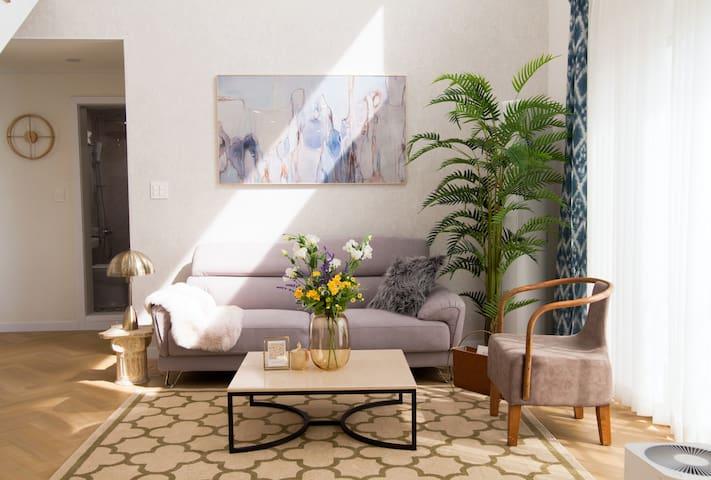 2019 New Built> DulianHaus Luxury 5Room+ 3Bath