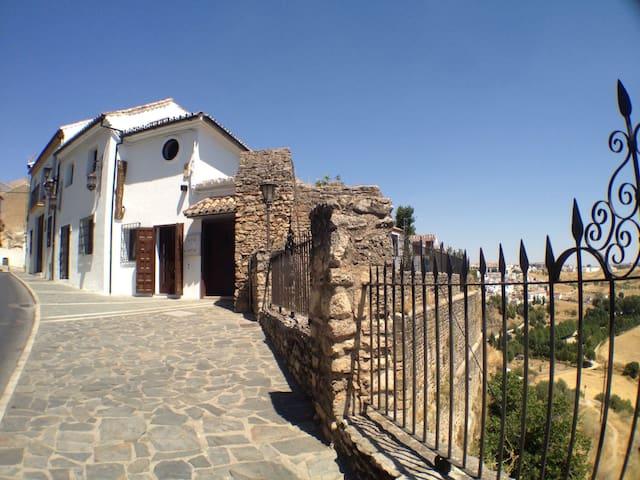 Elegante Casa Antigua  - Ronda - Hus