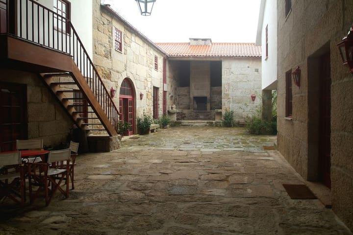 Wine Country House at Dão wine region - Penalva do Castelo - Casa