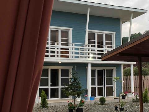 Отдых у моря, Лидзава, гостевой дом «ЭлиВэл».