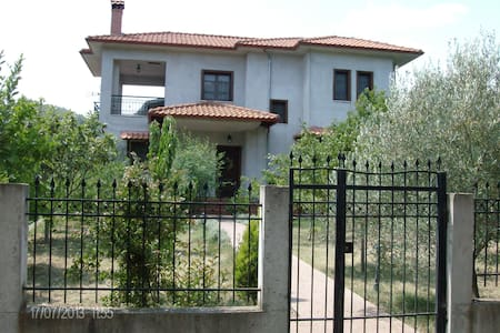 Villa in beautiful Chalkidiki. - Stratoni