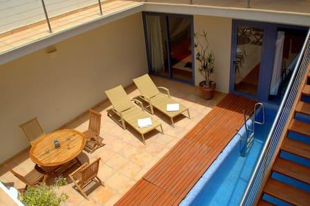 Villa Rosa, beach luxury, sea views - Costa Calma - Villa