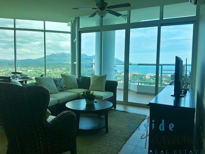 16D Unit Unlimited Views,  Coronado Golf, PANAMÁ