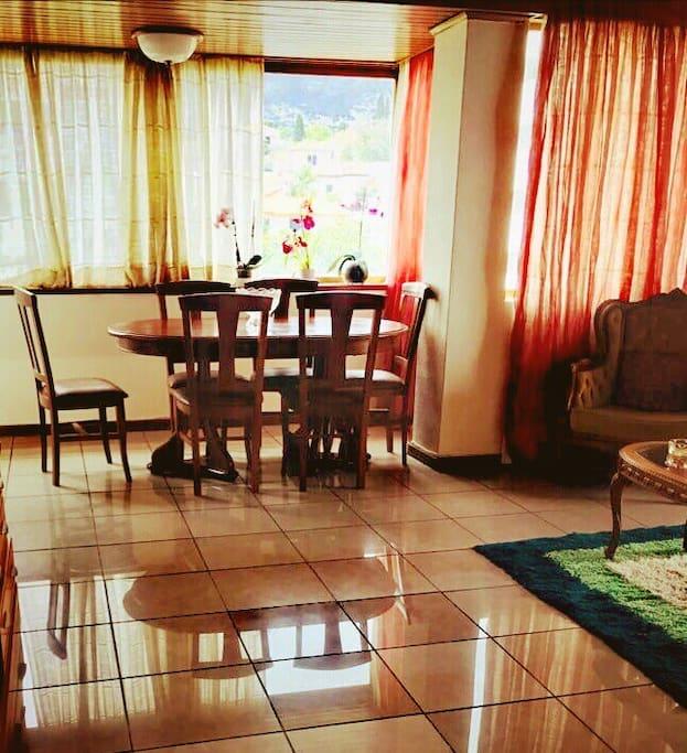 Sala de jantar room