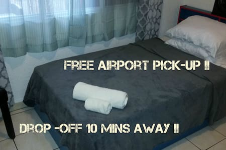 FREE pick up and drop-off at SJO Airport 10mins - Alajuela - House