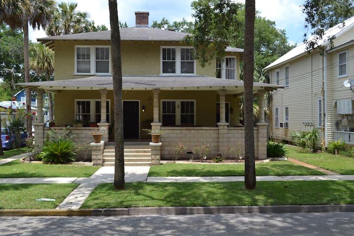 Spacious 3/2 in Charming Uptown neighborhood - St. Augustine - Σπίτι