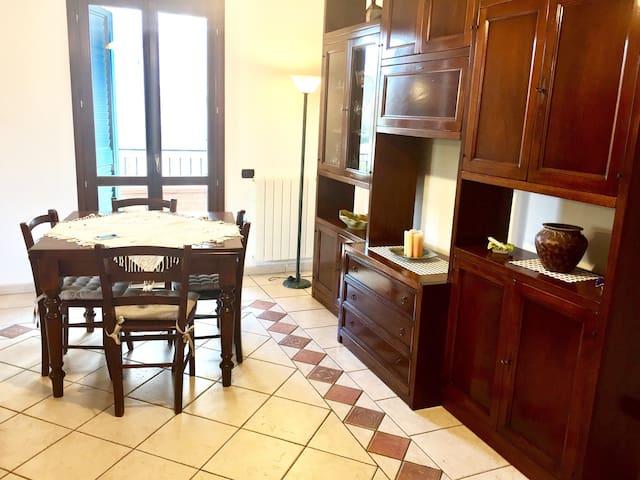 Spazioso appartamento con Giardino - Bagno di Gavorrano - Appartement