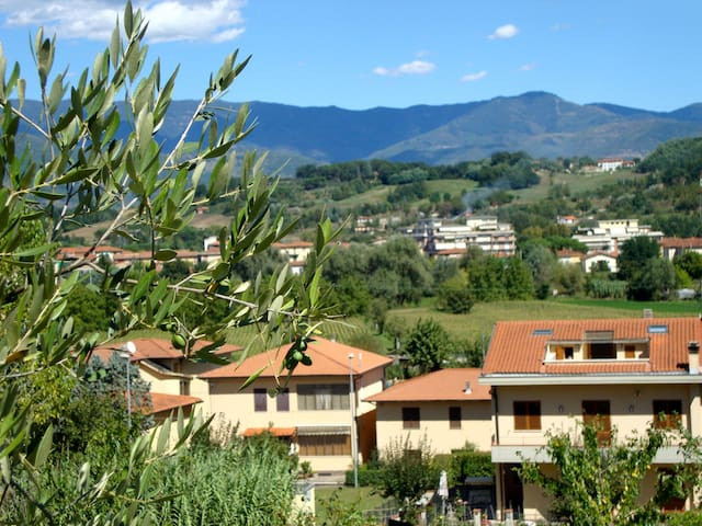 Casa Vacanze Alle Porte del Chianti - San Giovanni Valdarno - Flat