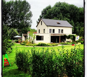 Idyllic country house near Ghent! - Oosterzele