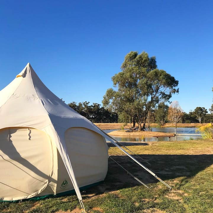 Glamping at Cocobend- Cosy Camping