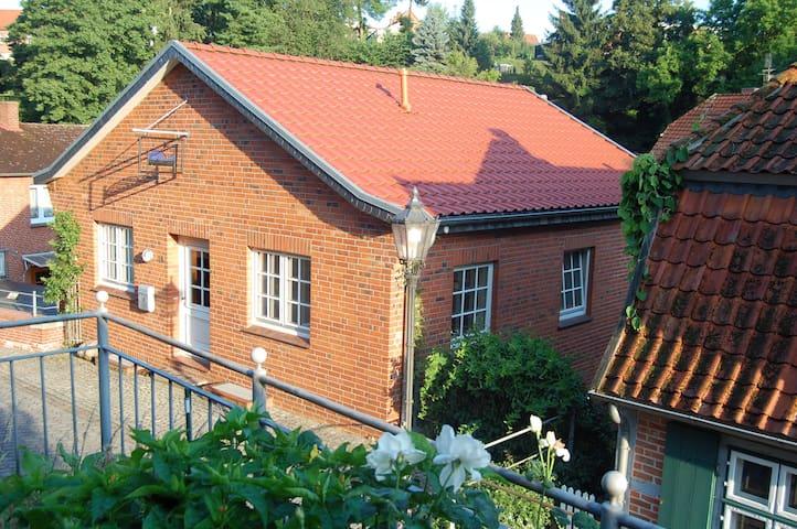 Komfort-Ferienwohnung - Lauenburg Elbe - Appartement