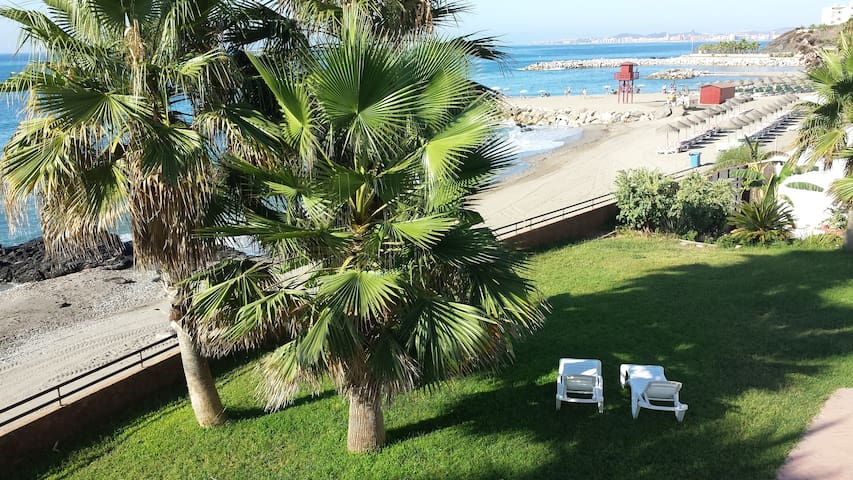 A1 In the beach!! - Direct access!! - Benalmádena - Apartemen