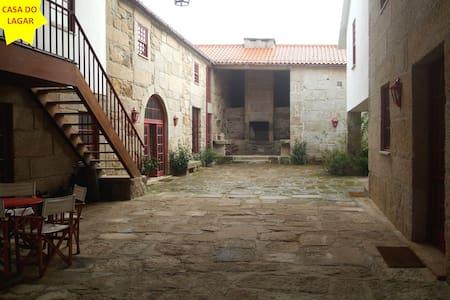 Eco Country Cottage T2 at Dão wine region - Penalva do Castelo - Pis