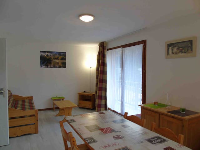 Appartement 6 pers-VALFREJUS