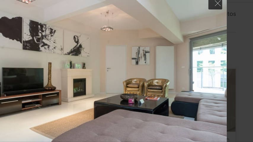 Beautiful Apartment in the Center of Brussels